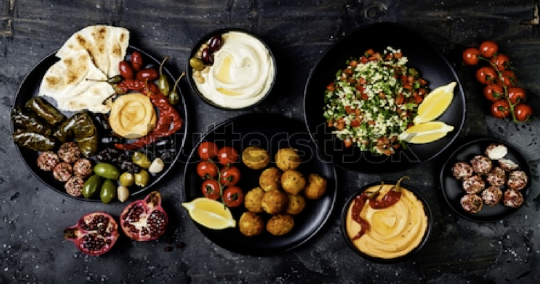 Discovering Turkish Food