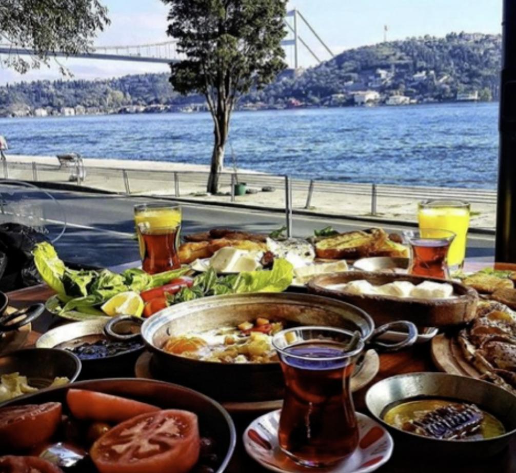 Kahvalti: The Turkish Breakfast