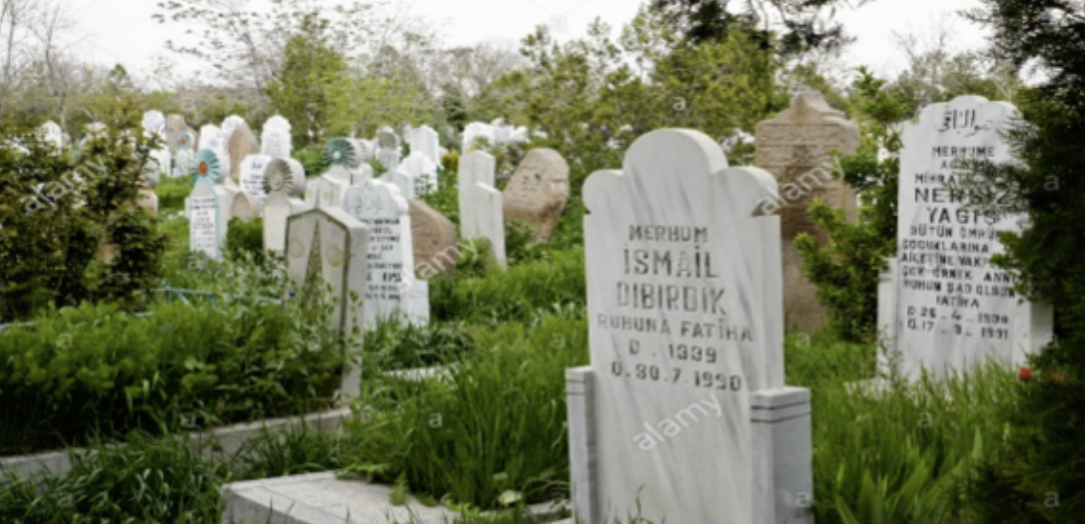 Turkish Funeral Traditions