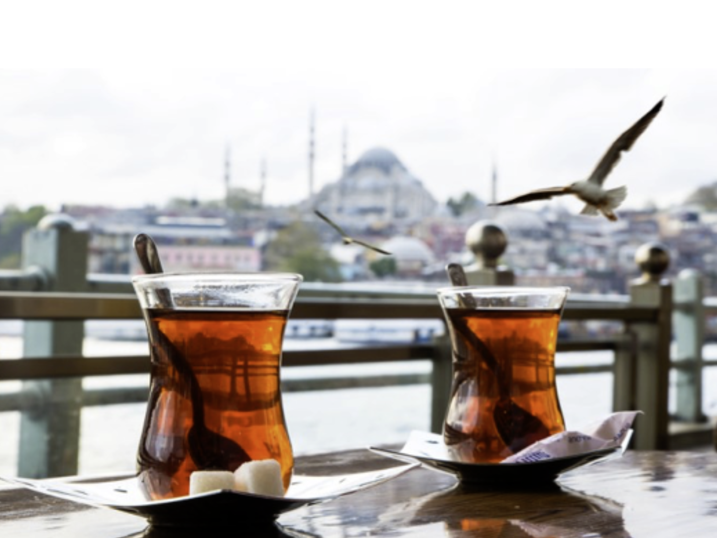 Turkish Tea: Customs and Traditions