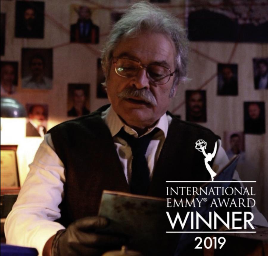 Turkish Actor, Haluk Bilginer Wins First Emmy for Turkey
