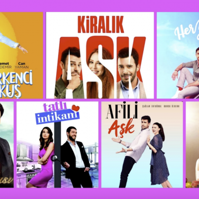 The Secret Recipe of the Turkish Rom-Com