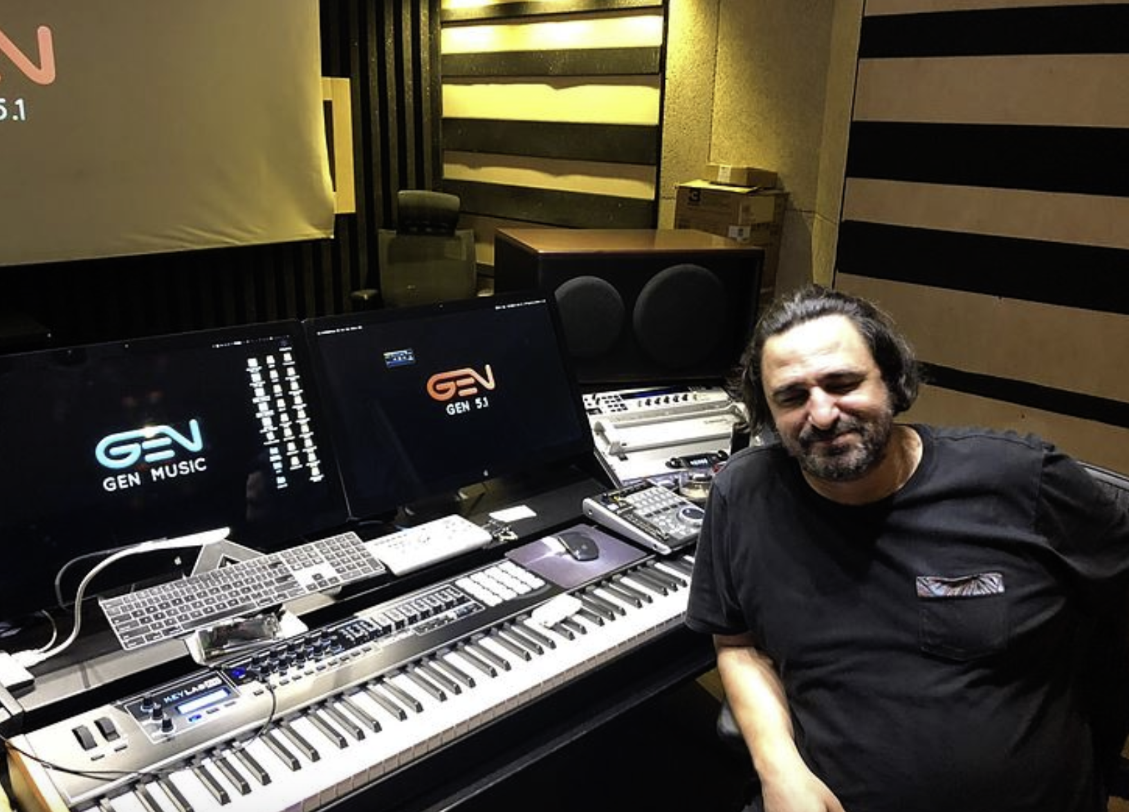An Evening with Yildiray Gurgen Part 1: The Genius Behind the Music of Siyah Beyaz Ask