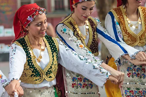 Folk Dances of Turkey
