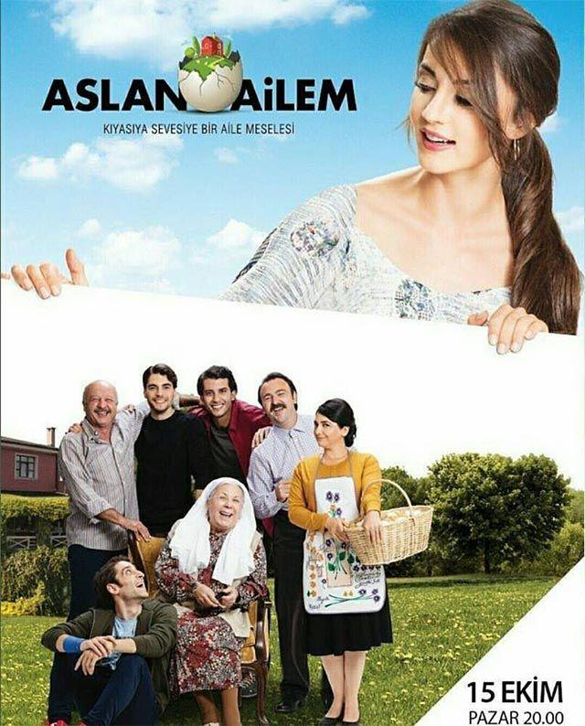 Aslan Ailem (Series)