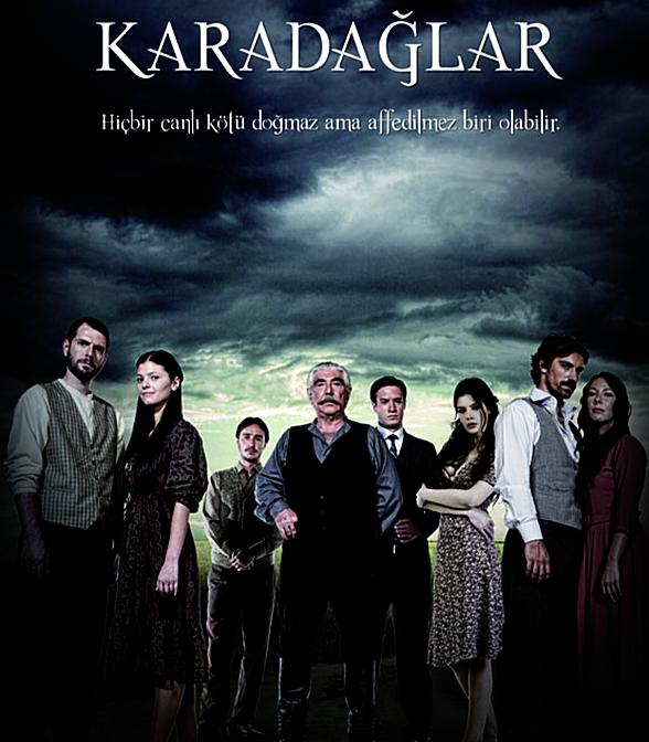 Karadaglar Series – Complete