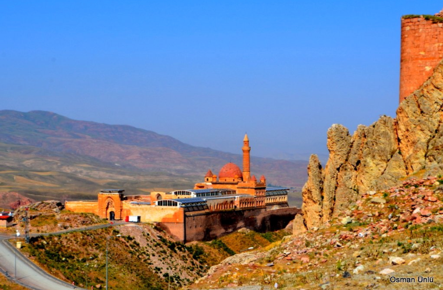 The Splendor of Ishak Pasha Palace