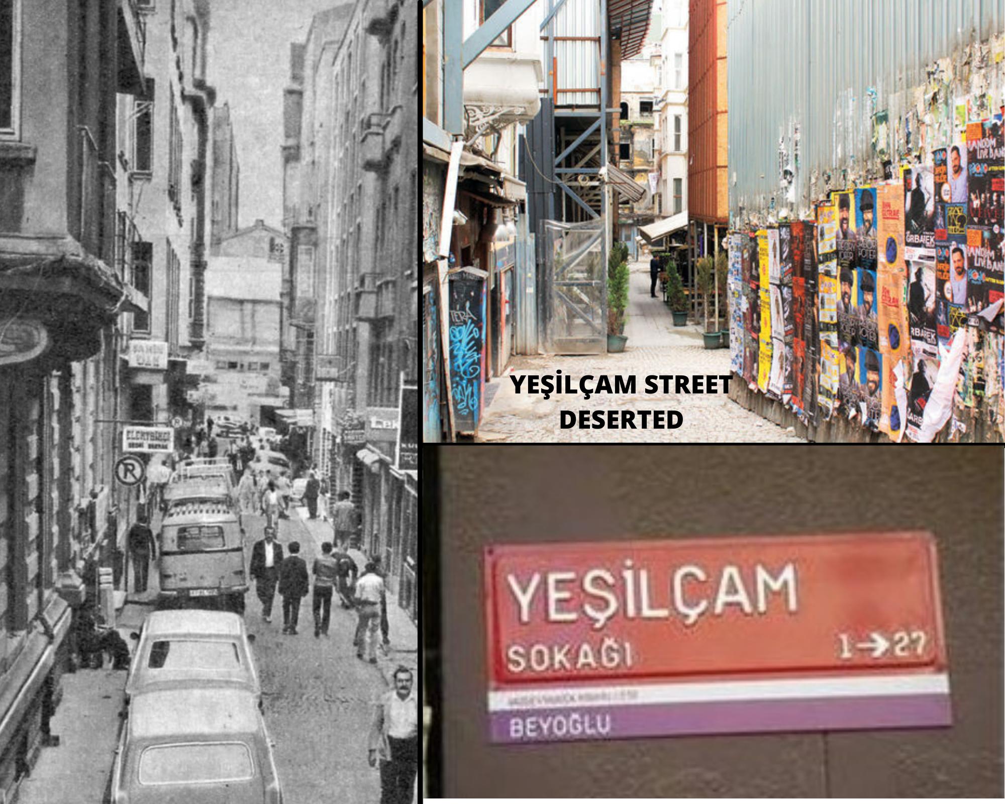Yeşilçam's Legacy: Lost But Not Forgotten