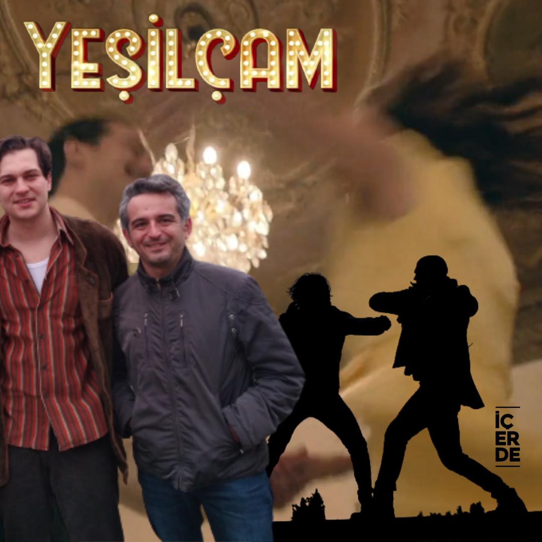 Meet Volkan Sumbul: Screenwriter Extraordinaire of Hit Shows Icerde, Yesilcam